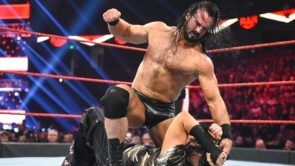 Matt Hardy vs. Drew McIntyre: Raw, Dec. 9, 2019