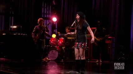 Listen - Glee Style (season 2 Episode 1)