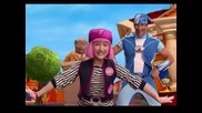 the best of Lazy Town - Mързел Град