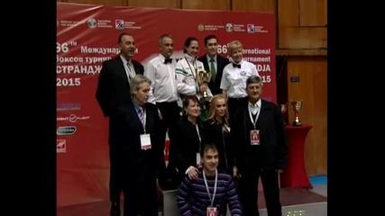 Станимира Петрова: Навсякъде ще обирам купи и медали