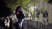 USA: Protests near police HQ in Brooklyn Centre continue into night