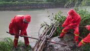 China: Typhoon In-fa uproots trees, cancel flights in Zhejiang