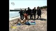 Без Дрехи - 18.04.08г. - Воайори Гледат Яки Мацки По На Плажа High Quality