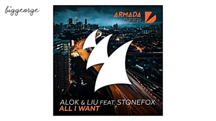 Alok And Liu ft. Stonefox - All I want ( Extended Mix )