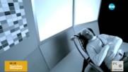 Папагал пее като Риана