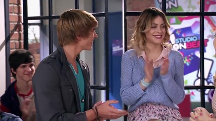 """Violetta y Felipe canta ,,nuestro Camino """""""
