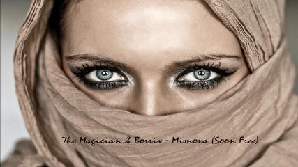 7he Magician & Borrix - Mimossa ( Coming Soon)
