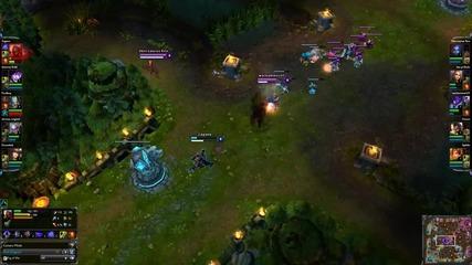 League of Legends-zed Pro Jukes