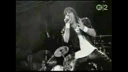 Iron Maiden - Fear Of The Dark (live)