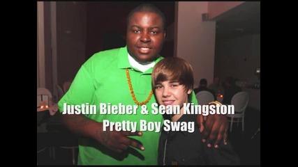 Justin Bieber and Sean Kingston Pretty Boy Swag