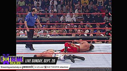 Edge vs. Eddie Guerrero: WWE Unforgiven 2002 (Full Match)