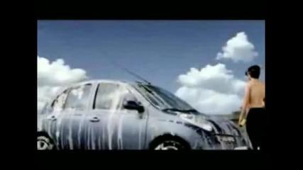 Най - Лесният Начин Да Си Измиеш Колата