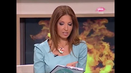 Indira Radic - Intervju (6. deo) - Magazin in - (TV Pink 2013)