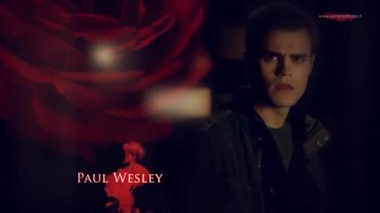 The Vampire Diaries Opening Credits Hd (full Cast) Season 1