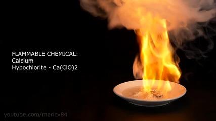 10 Изключително запалими домашни предмета