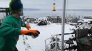 Гафове през зимата - Голям смях