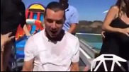 Jessica Alba Ice Bucket Challenge