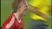 14.04 Челси - Ливърпул 4:4 Дирк Кайт гол