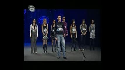 Music Idol 3 - Театрални Кастинги (3)