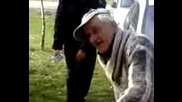 пиян руски шофьор спрян за проверка