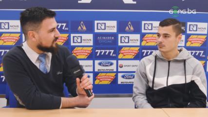 Илия Юруков: Левски има шанс за дубъл