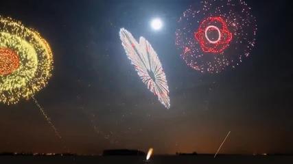 Заря от съзвездия! / Fireworks of constellations!
