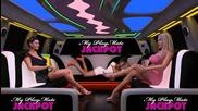 Николета Лозанова, Черната Златка и Русата Златка за My Playmate Jackpot