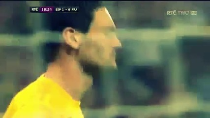 Испания отново доказаха, че са най-добрите ! Испания - Франция 2:0