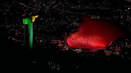 Откриване на олимпийските игри - Rio De Janeiro 2016