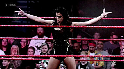 Jinny ready to take over NXT UK