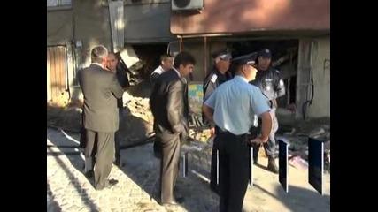 Късо съединение е причина за взрива в трафопоста в Бургас
