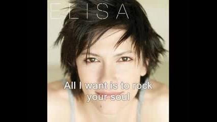 Elisa - Rock your body Lyrics