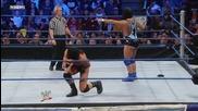 Wwe Smackdown Sin City (las vegas) 20.01.12 Santino Marella vs Drew Mcintyre ( Blindfold match) Смях