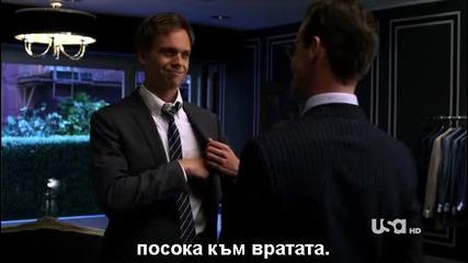 [bg sub] Костюмари / Suits Episode 1 Part 2