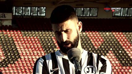 Димитър Илиев: Това не беше един от добрите ни мачове