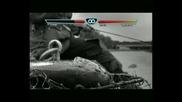 Banned Tekken 4 Commercial