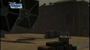 Междузвездни войни бунтовниците Бг Аудио Цял Епизод 25.10.2014