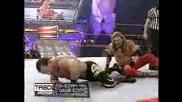 Shawn Michaels vs. Chris Benoit vs. Edge - Wwe Raw 18.10.2004