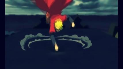 Naruto [amv] (naruto Vs Muku (satori)) (hd)