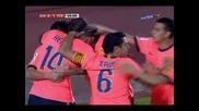 2.12.2009 Херес - Барселона 0 - 2 Изтеглен мач от 15 кръг на Примера Дивсион