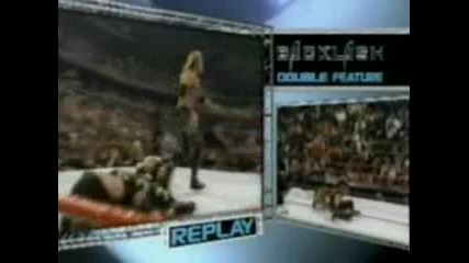 Wwe - Edge And Christian Vs Dx ( Road  Dog and X-Pac ) !!!