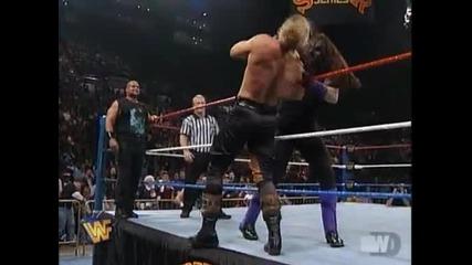 Undertaker и Hhh преди 17 години
