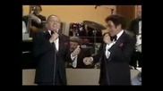 Frank Sinatra & Tony Bennett - My Kind Of Town