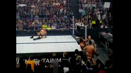 Dx vs Legacy - Submisions count anywhere - Breaking Point 2009 part 2