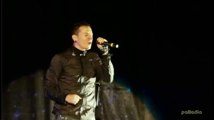 (на живо 2010) Linkin Park - In The End