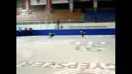Short - Track Speed Skating
