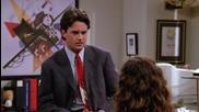 Friends / Приятели - Сезон 1 Епизод 16 - Bg Audio - | Част 2/2 |