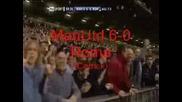 Manchester U. - As Roma