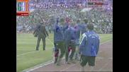 Цска - Левски 0:1 Георги Христов