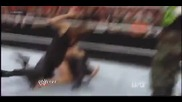 Brock Lesnar Confronts Triple H & Stephanie Mcmahon - Wwe Raw 72312 1000th Episode